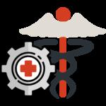 Ícone de Gestão Médica